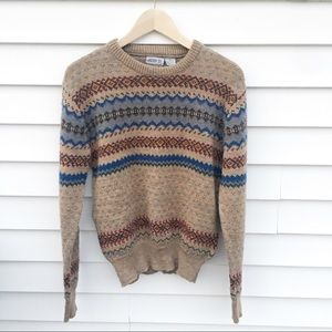 Vintage Long Sleeve Sweater Sz Small